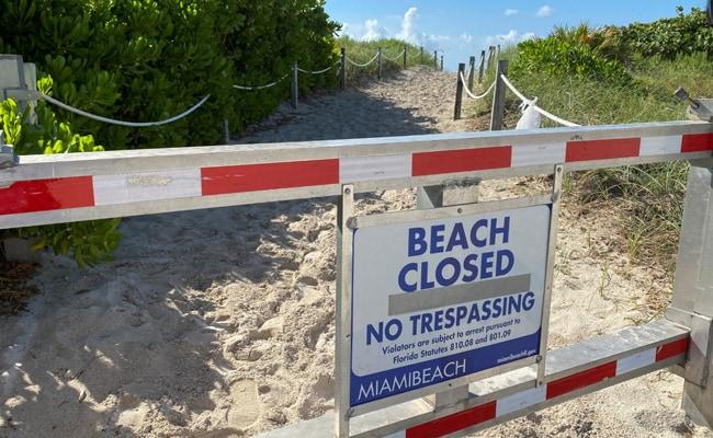 Seven US States Post Record COVID-19 Cases, Curfew Ordered In Miami