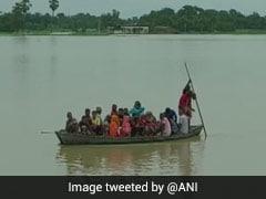 पूर्वी यूपी और बिहार में बारिश जारी, भागलपुर में स्कूल का एक हिस्सा कोशी नदी में गिरा, देखें VIDEO