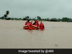 Heavy Rains Continue To Hit Gujarat's Saurashtra; Over 1,000 Evacuated