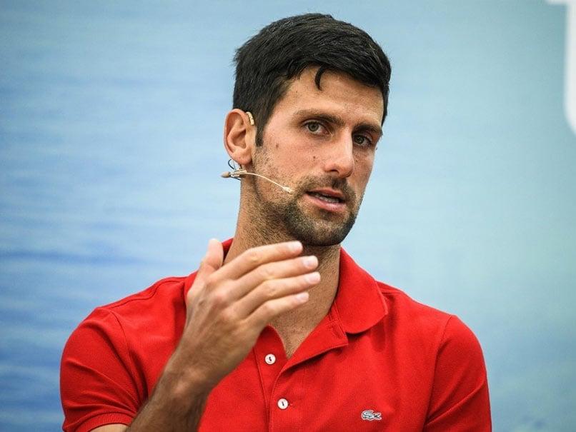 """Still Don't Know If I Will Play The US Open"": Novak Djokovic"