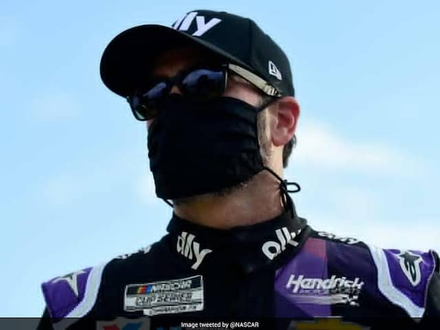 NASCAR Driver Jimmie Johnson Tests Positive For Coronavirus, Will Miss Sundays Race