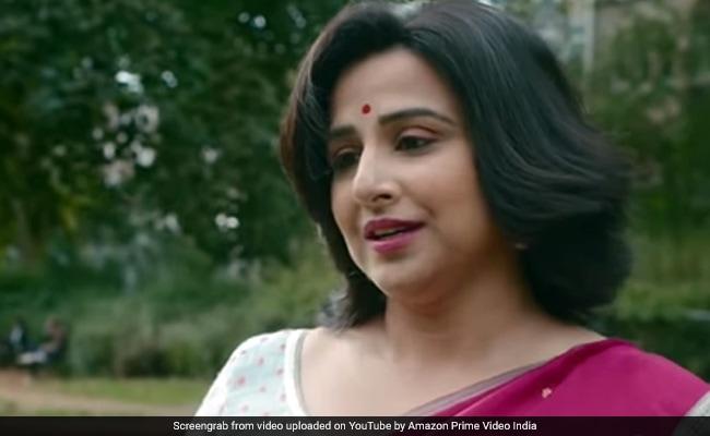For Vidya Balan, Playing Shakuntala Devi Was 'As Intimidating As It Was Exhilarating'