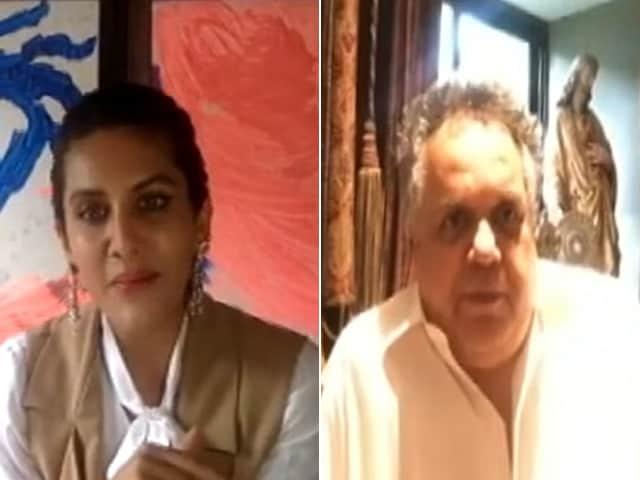 Video : Designer Sandeep Khosla On Shrinking Indian Wedding Market