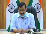"Video : Coronavirus ""Under Control"" In Delhi: Arvind Kejriwal Cites Numbers"