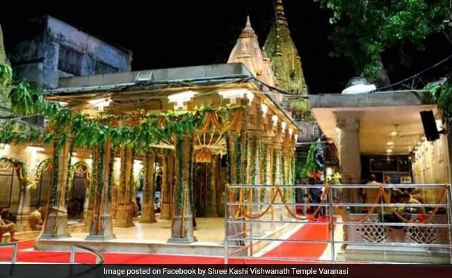 Kashi Vishwanath Temple Prasad To Be Home Delivered Amid Pandemic