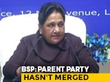 Video : Vote Against Congress In Rajasthan Assembly: Mayawati's Party To 6 MLAs