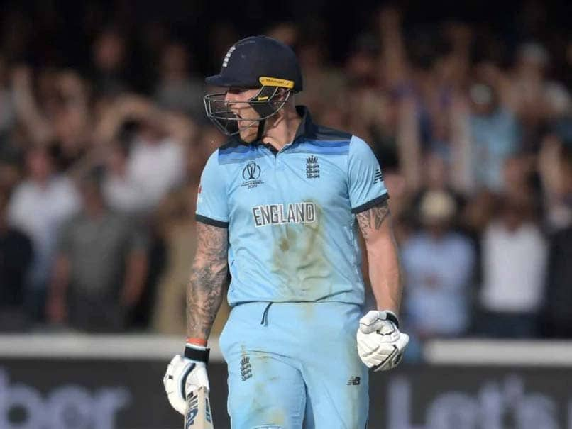 Ben Stokes Lit Up A Cigarette To Calm Nerves During 2019 World Cup Final: Report