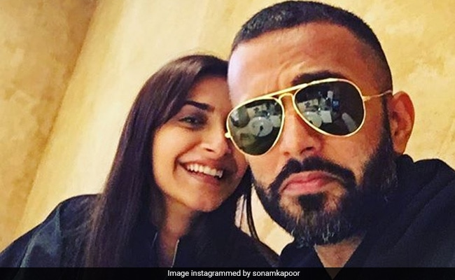 Sonam Kapoor Is Celebrating Anand Ahuja's Birthday Week - One Post At A Time
