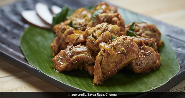 Pallipalayam Chicken: Tamil Nadu's Iconic Chicken Dish