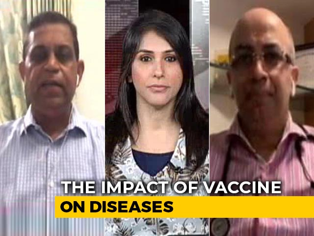 Video : People Against Vaccines Using COVID To Spread Propaganda