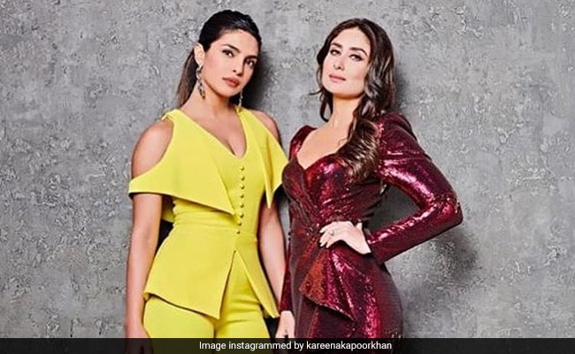 Kareena Kapoor And Priyanka Chopra