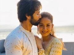 For Shahid Kapoor And Mira Rajput, A 5-Star Anniversary Post From Ishaan Khatter
