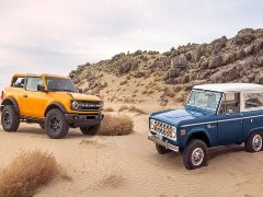 Ford Bags Over 1.5 Lakh Bookings For The Bronco In 15 Days