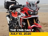 Video : Suzuki Price Hike, Honda Production Deferred, UK's Bestselling Bike In June