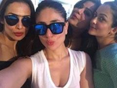 The One With Kareena Kapoor, Malaika-Amrita Arora And Their Picture Perfect Pouts