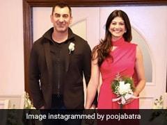 पूजा बत्रा ने शादी की पहली सालगिरह पर शेयर की Unseen Photos, नवाब शाह के साथ इस अंदाज में दिखीं एक्ट्रेस