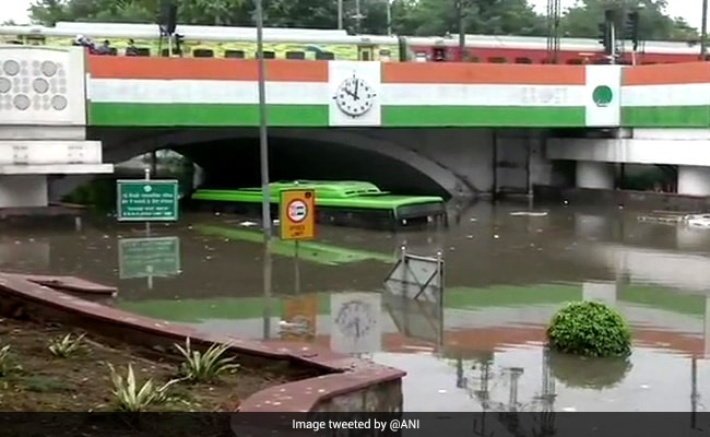All Agencies Working On Flood Plan For Delhi, Says Manish Sisodia