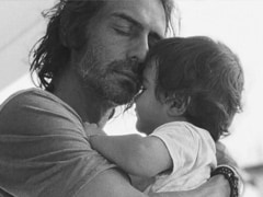 Gabriella Demetriades Left This Comment On Pic Of Arjun Rampal And Little Son Arik
