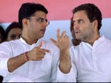 Video : Top News Of The Day: Sachin Pilot Sacked As Rajasthan Deputy Chief Minister