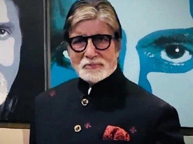 Amitabh Bachchan Says Tested Positive For Coronavirus, Taken To Hospital