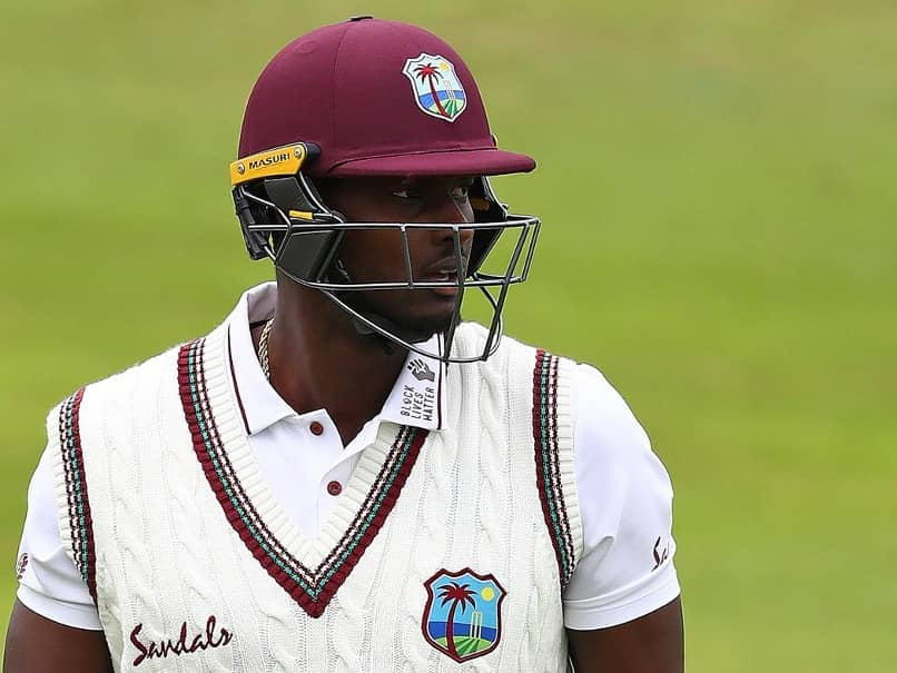"Jason Holder Disappointed At ""Lack Of Solidarity"" Over Anti-Racism Protests"