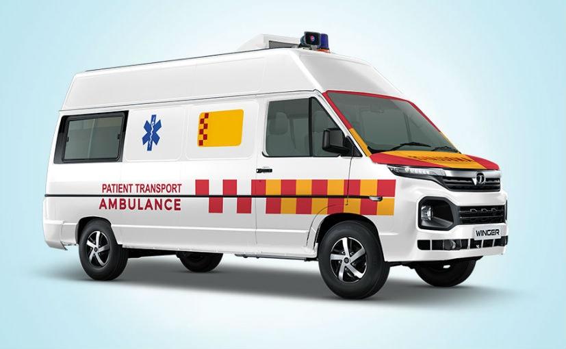 Coronavirus: Tata Group Donates 20 Tata Winger Ambulances And 100 Ventilators To BMC Mumbai