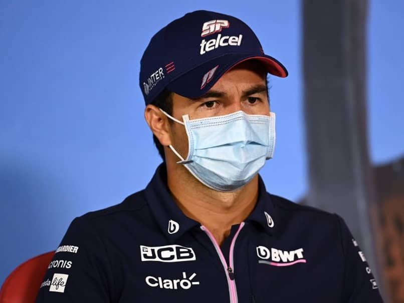 Sergio Perez First F1 Driver To Test Positive For Coronavirus, Out Of British Grand Prix