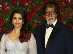 """""""Couldn't Hold Back Tears,"""" Writes Amitabh Bachchan After Daughter-In-Law Aishwarya Is Discharged From Hospital"""