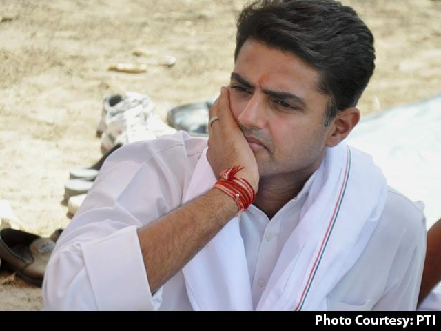 Video : Top News Of The Day: Still A Congressman, Says Sachin Pilot To NDTV