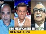 Video : Bengaluru Battles Surge in COVID-19 Cases