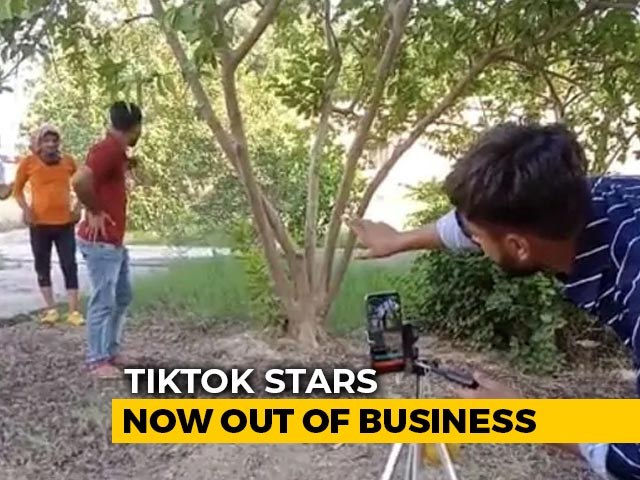 Video : For Small-Town TikTok Stars, Mixed Emotions After Government Blocks App