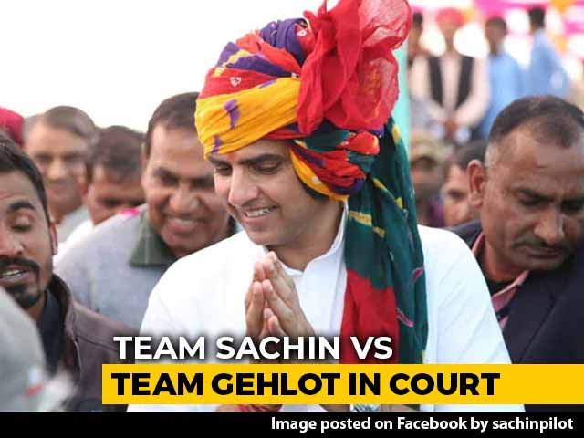Video : In Sachin Pilot Vs Congress, An Alleged Sting, Big Court Day