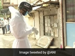 """Smart Helmets"" Used For Mass COVID-19 Temperature Checks In Mumbai"