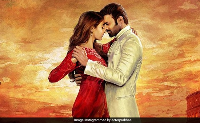 Radhe Shyam First Look: Prabhas And Pooja Hegde Paint The Sky Red