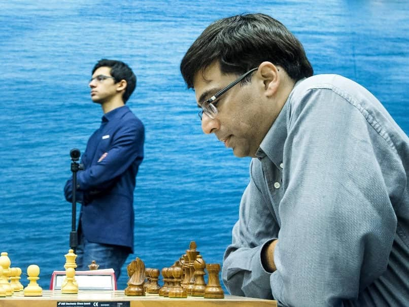 Viswanathan Anand Suffers 4th Consecutive Defeat In Legends Of Chess Tournament