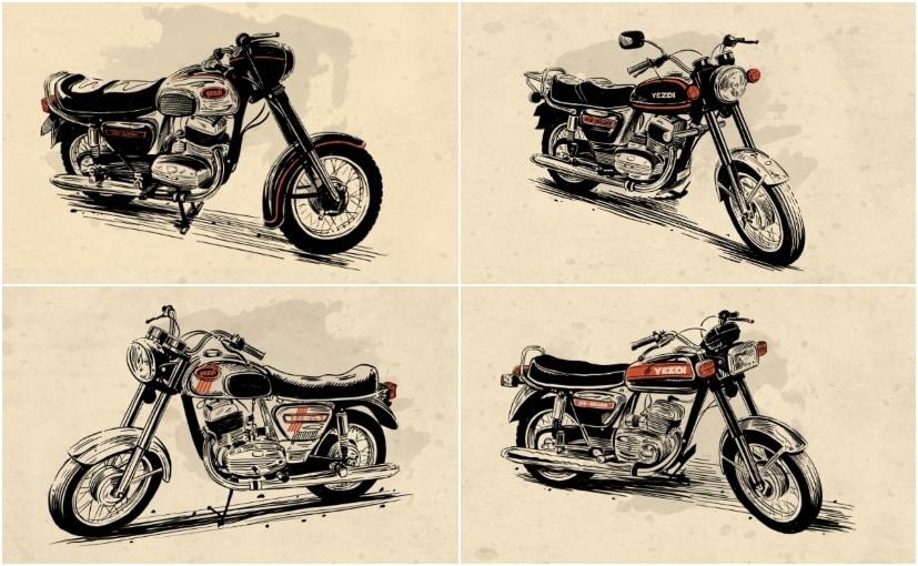 Yezdi रोडकिंग, क्लासिक, मोनार्क और डीलक्स जैसी लोकप्रिय मोटरसाइकिलों के लिए जाना जाता था