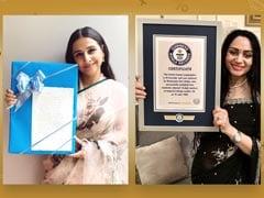 विद्या बालन की 'शकुंतला देवी' ने रिलीज से पहले ही किया धमाका,  गिनीज वर्ल्ड रेकॉडर्स ने इस उपलब्धि से नवाजा
