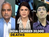 Video : India Now Has Fastest Doubling Rate In World