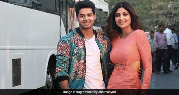 Shilpa Shetty's 'Not So Nikamma' Co-Star Abhimanyu Dassani Sends Her This Stellar Treat