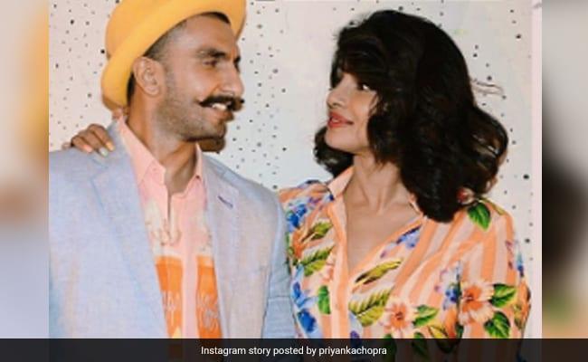 Priyanka Chopra Is Sure That Ranveer Singh Is The 'Life Of His Own Quarantine Party.' So Are We
