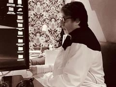 """Amitabh Bachchan Writes About Destiny From Hospital's COVID Ward: """"This Confine Of Mine Has One Too"""""""