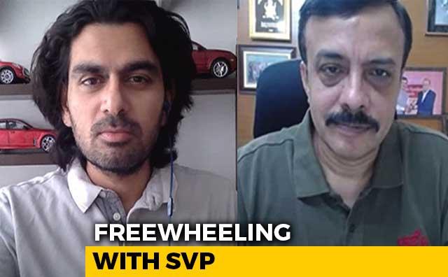 Video : Freewheeling With SVP: Vinod Dasari, Royal Enfield
