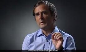'Ram Is Love': Rahul Gandhi Tweets On Ayodhya Groundbreaking Ceremony