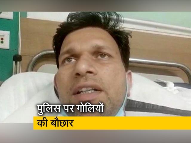 Video : हमारे ऊपर हुई थी ताबड़तोड़ फायरिंग : घायल पुलिसकर्मी कौशलेंद्र प्रताप
