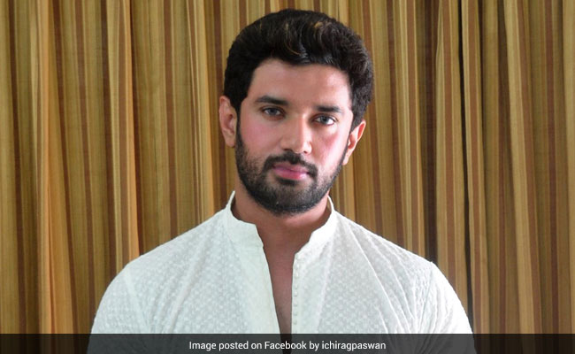 Defer Bihar Polls, Nitish Kumar Ally Chirag Paswan Writes To Election Body Over Covid