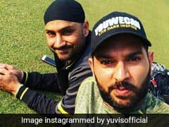 Yuvrajs Amusing Birthday Wish For Harbhajan Will Tickle Your Funny Bone