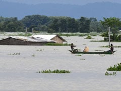 24 Districts In Assam Flooded, Chief Minister Speaks With PM Modi