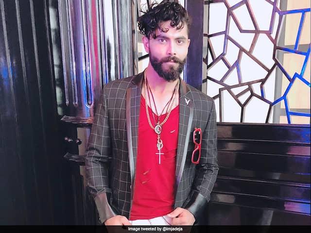 """Dress To Kill"": CSK Compliment Ravindra Jadeja For His ""Netflix Date"" Look"