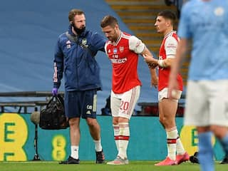 Arsenal Defender Shkodran Mustafi Ruled Out Of FA Cup Final vs Chelsea