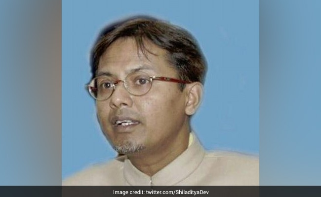 Assam BJP MLA Shiladitya Dev To Quit Party, Alleges Groupism By Leaders